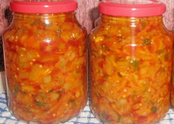 Салаты с грибами на зиму рецепты с фото